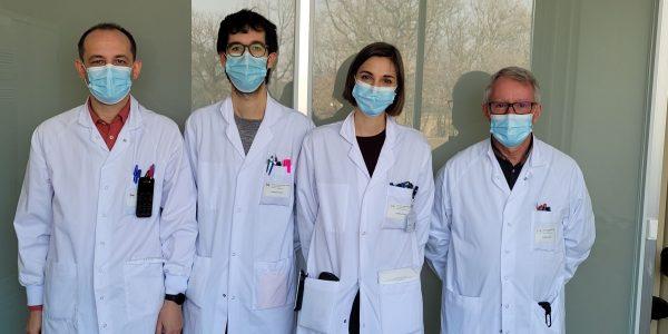 Le laboratoire du Centre Hospitalier d'Auch se mobilise et se modernise